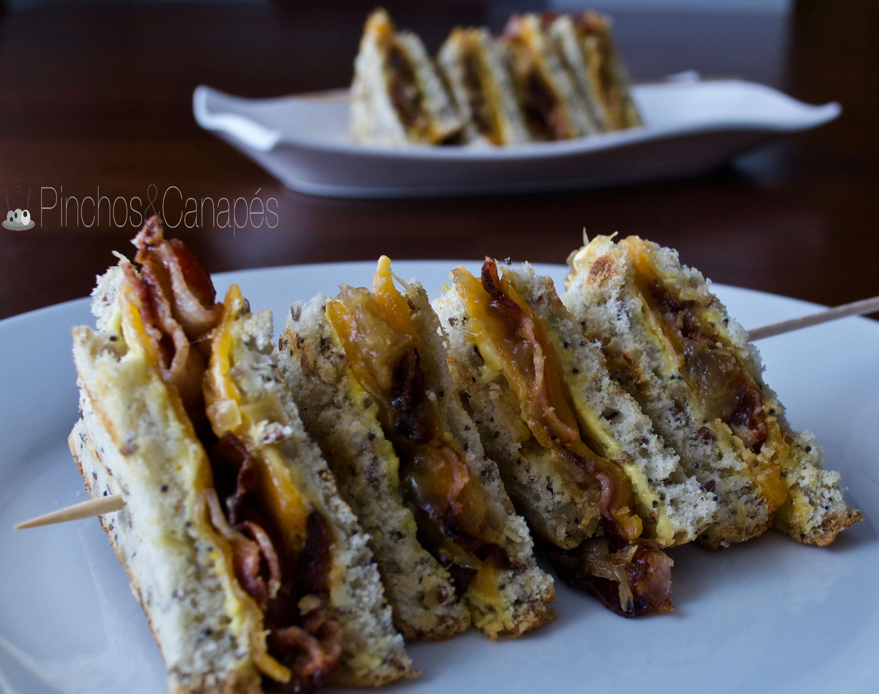sandwichbaconcheddar
